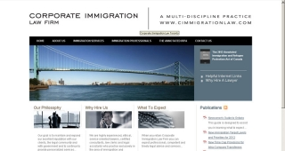 Corporate Immigration Law Firm