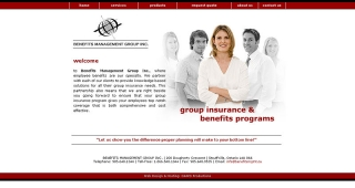 Benefits Management Group Inc.