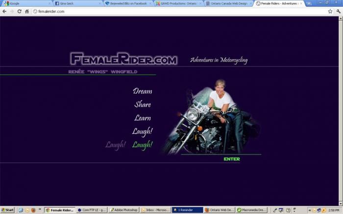 www.femalerider.com