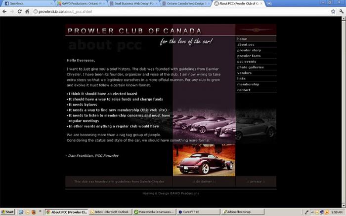 http://www.prowlerclub.ca