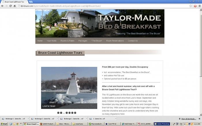 www.taylormadebb.ca